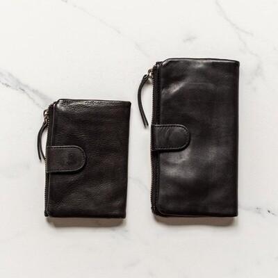 Capri Wallet Black Small