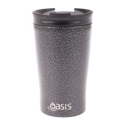 Travel Cup 350ml Hammertone Grey