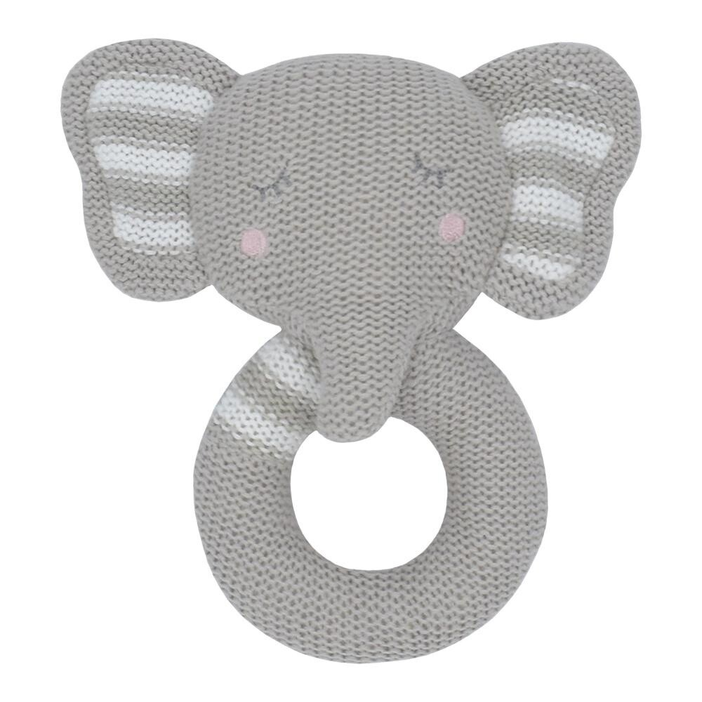 Eli Elephant Rattle