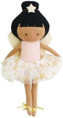 Baby Fairy Pink Linen