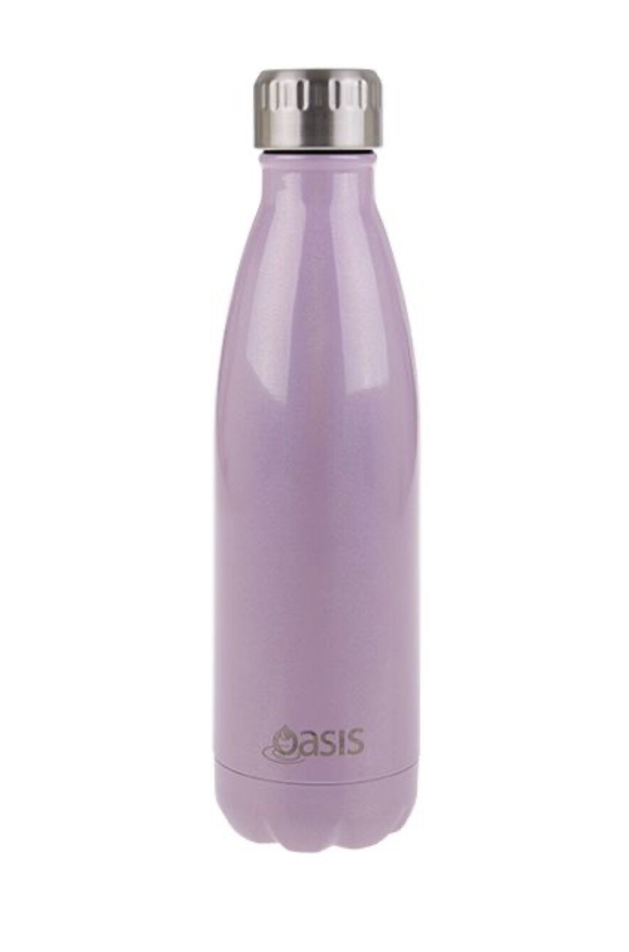 Drink Bottle 500ml Lustre Pink