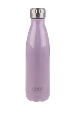 Drink Bottle 500ml Lustre Pink
