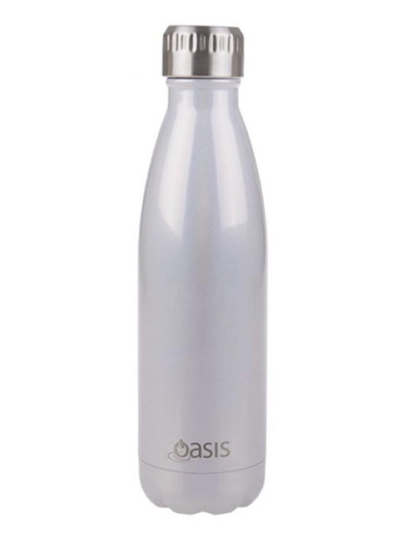 Drink Bottle 500ml Lustre Pearl