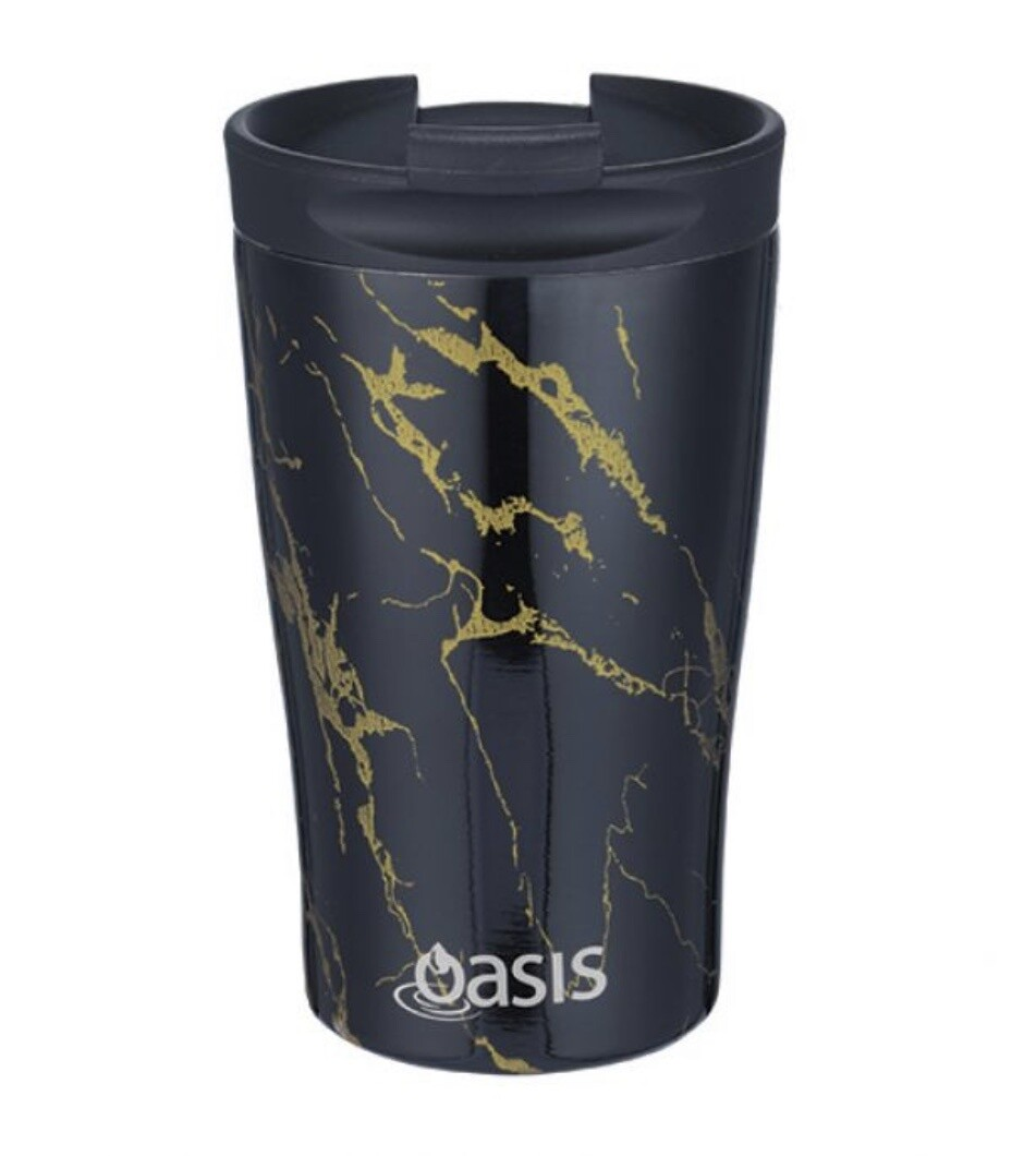 Travel Cup 350ml Gold Onyx
