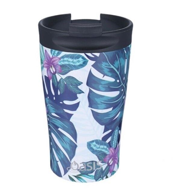 Travel Cup 350ml Tropical Paradise