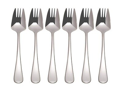 Cosmopolitan Buffet Fork Set 6pc