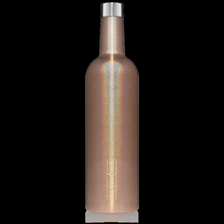 Winesulator Glitter Gold