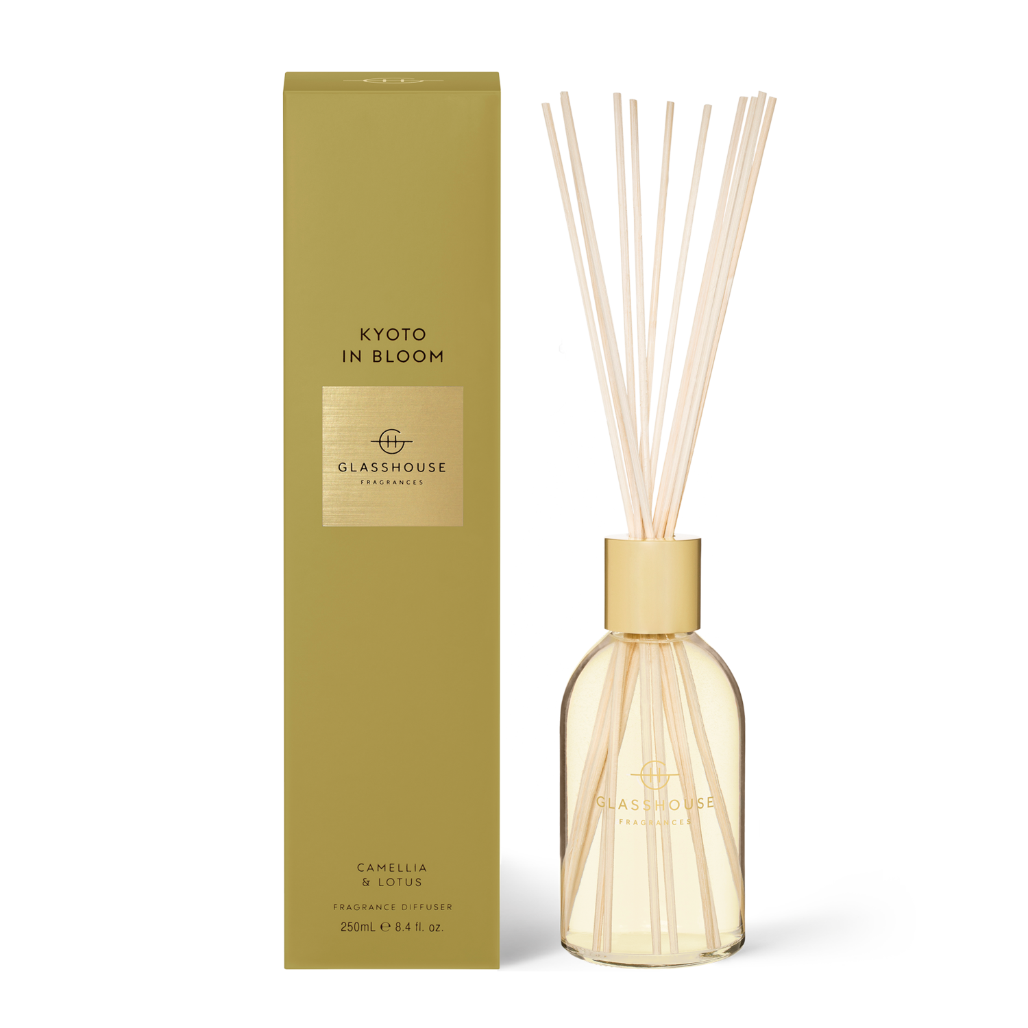 Kyoto In Bloom Diffuser 250ml