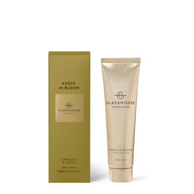 Kyoto In Bloom Hand Cream 100ml