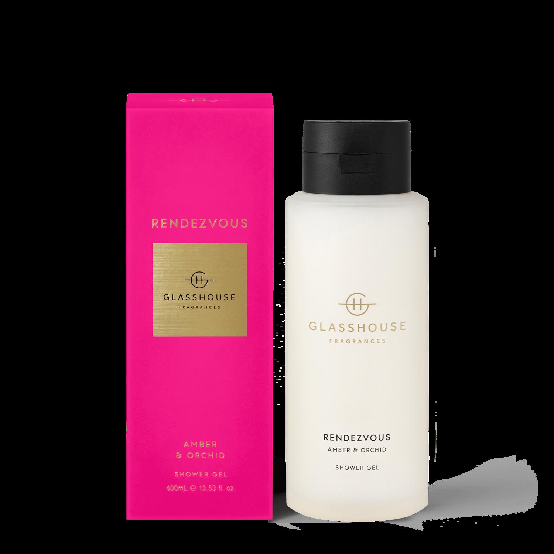 Rendezvous Shower Gel 400ml