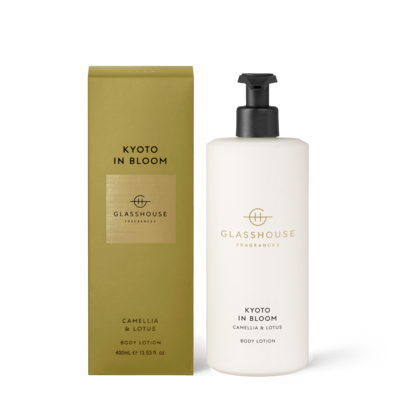 Kyoto In Bloom Body Lotion 400ml