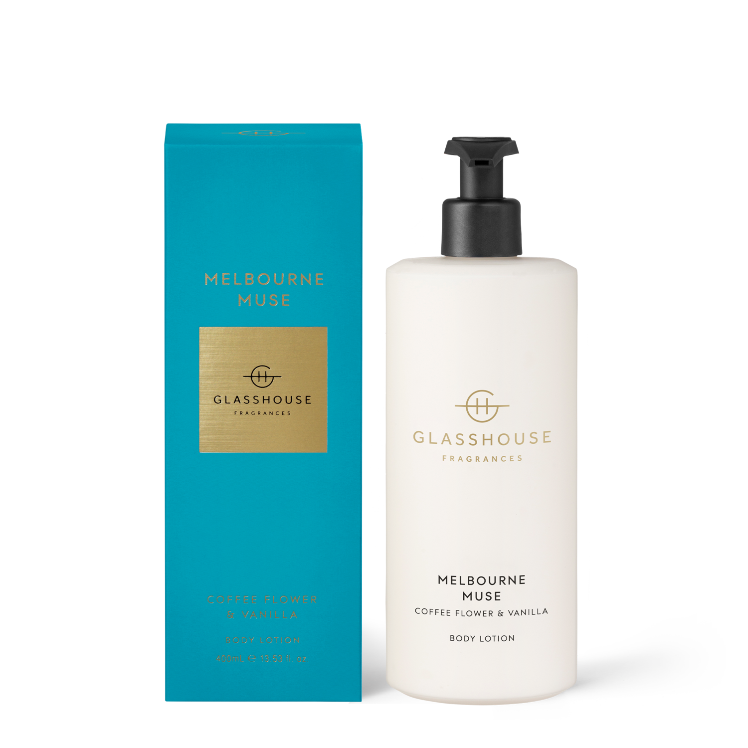 Melbourne Muse Body Lotion 400ml