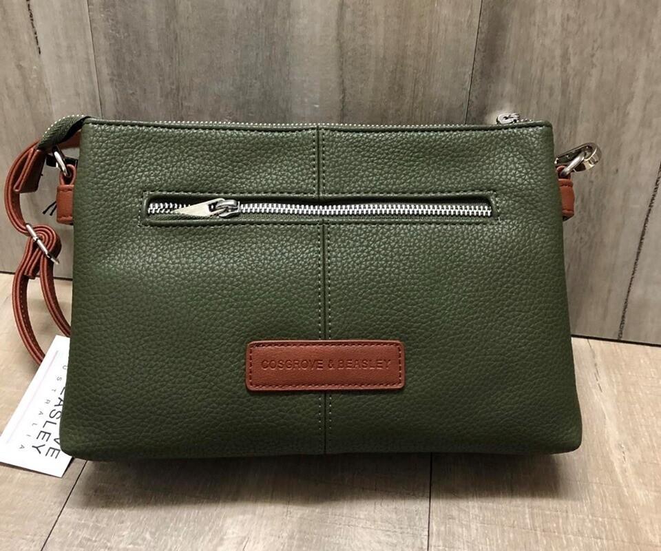 Eastwest  Olive Bag