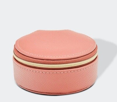 Sisco Dark Blush Jewellery Box