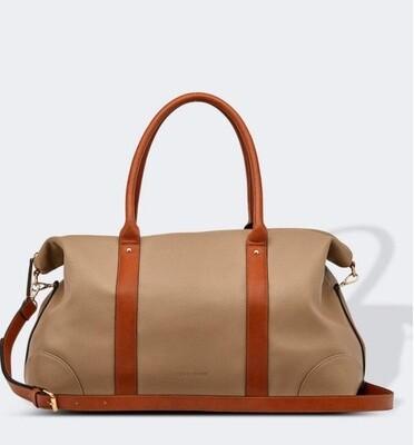 Alexis Travel Bag Mocha