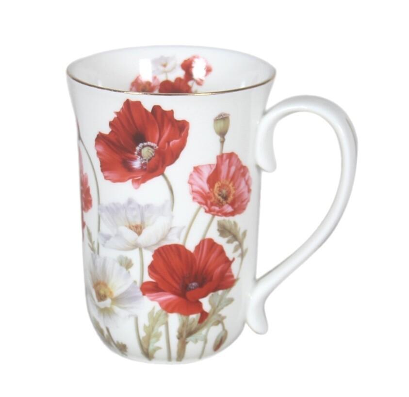 Poppies Mug - 405ml