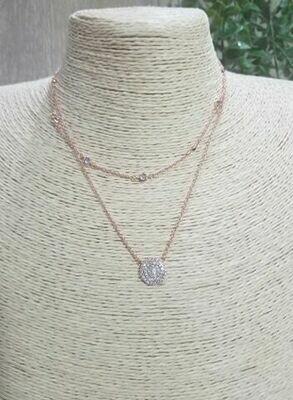 Necklace - L1450NRG