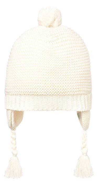Organic Earmuff Brooklyn - Cream