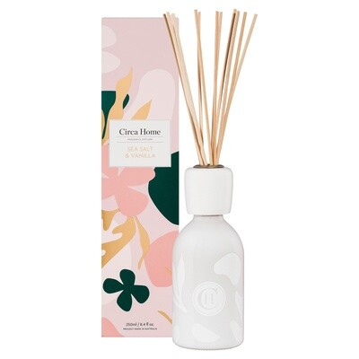 Sea Salt & Vanilla Diffuser 250ml