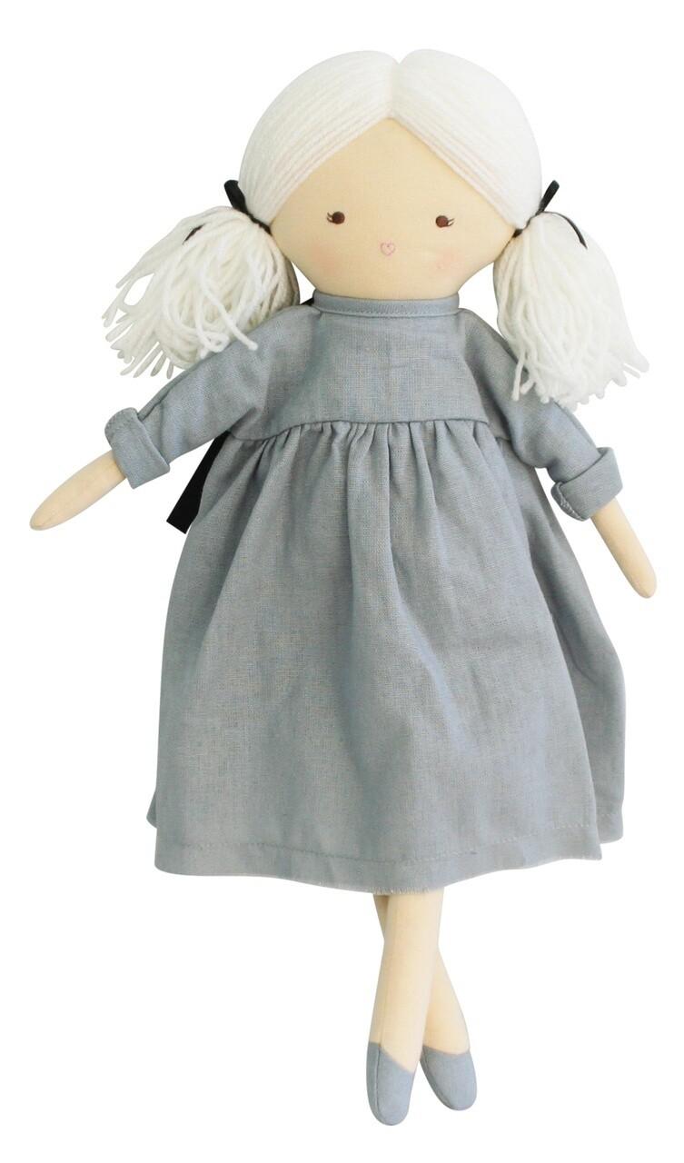 Matilda Doll Grey 45cm