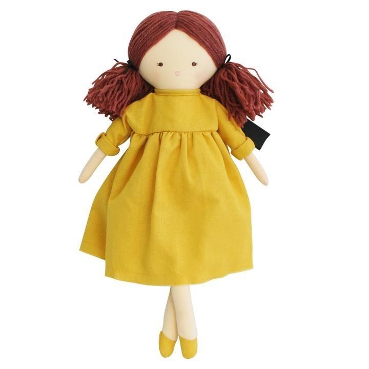 Matilda Doll Butterscotch