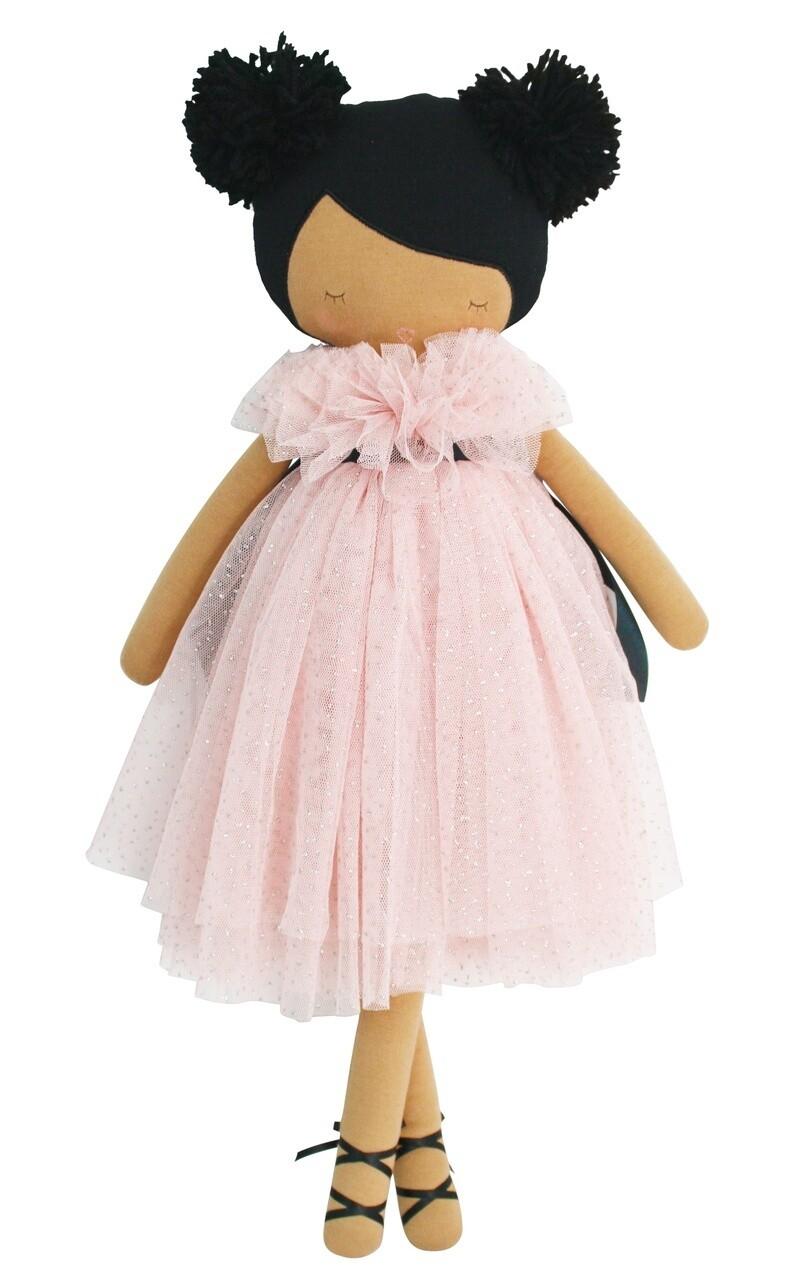 Valentina Pom Pom Doll-Sparkle Pink