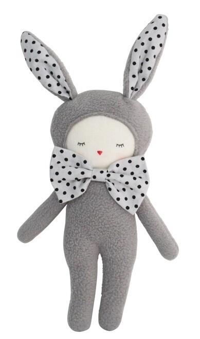 Dream Baby Bunny Grey