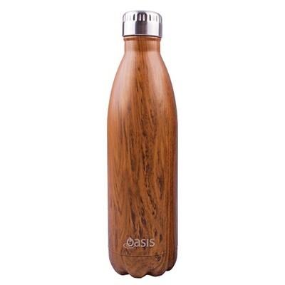 Drink Bottle 750ml Teak
