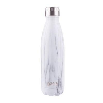 Drink Bottle 500ml Marble