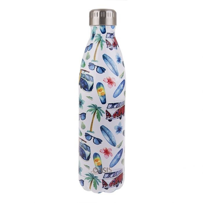 Drink Bottle 500ml Summer Vibe