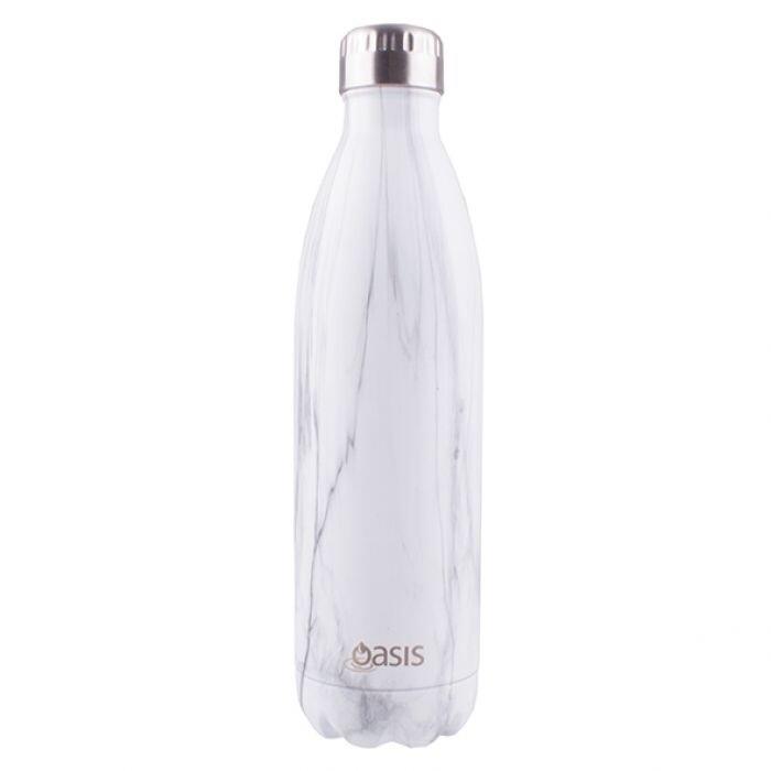 Drink Bottle 750ml Marble