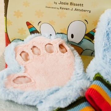 Tickle Monster Mitt