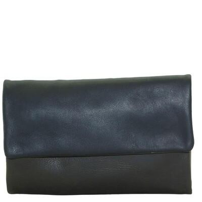 Green/Black Ladies Wallet