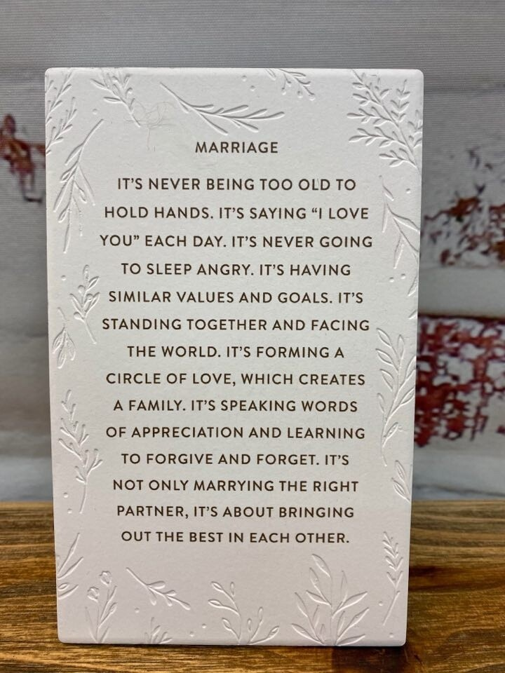 Marriage Life Quote