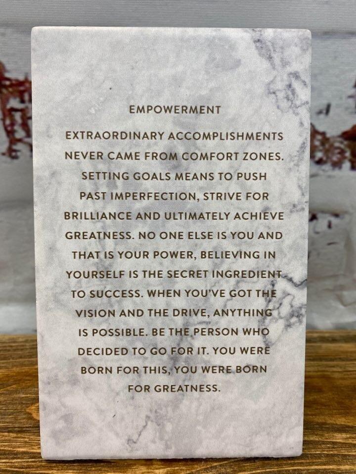 Empowerment Life Quote