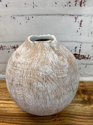 Reef Resin Vase 21cm