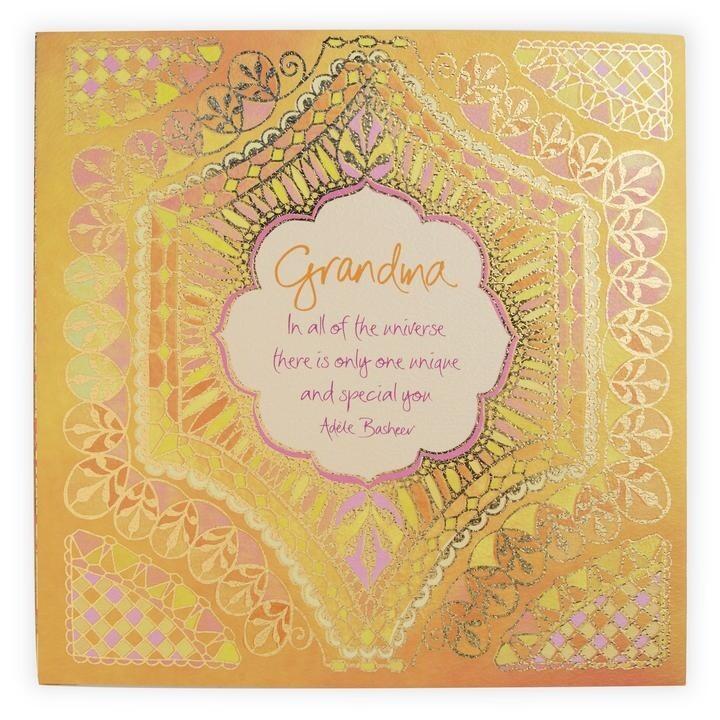 Grandma Family Quote Book
