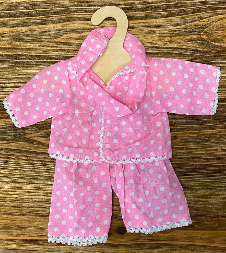 Dolls Pink Pyjamas