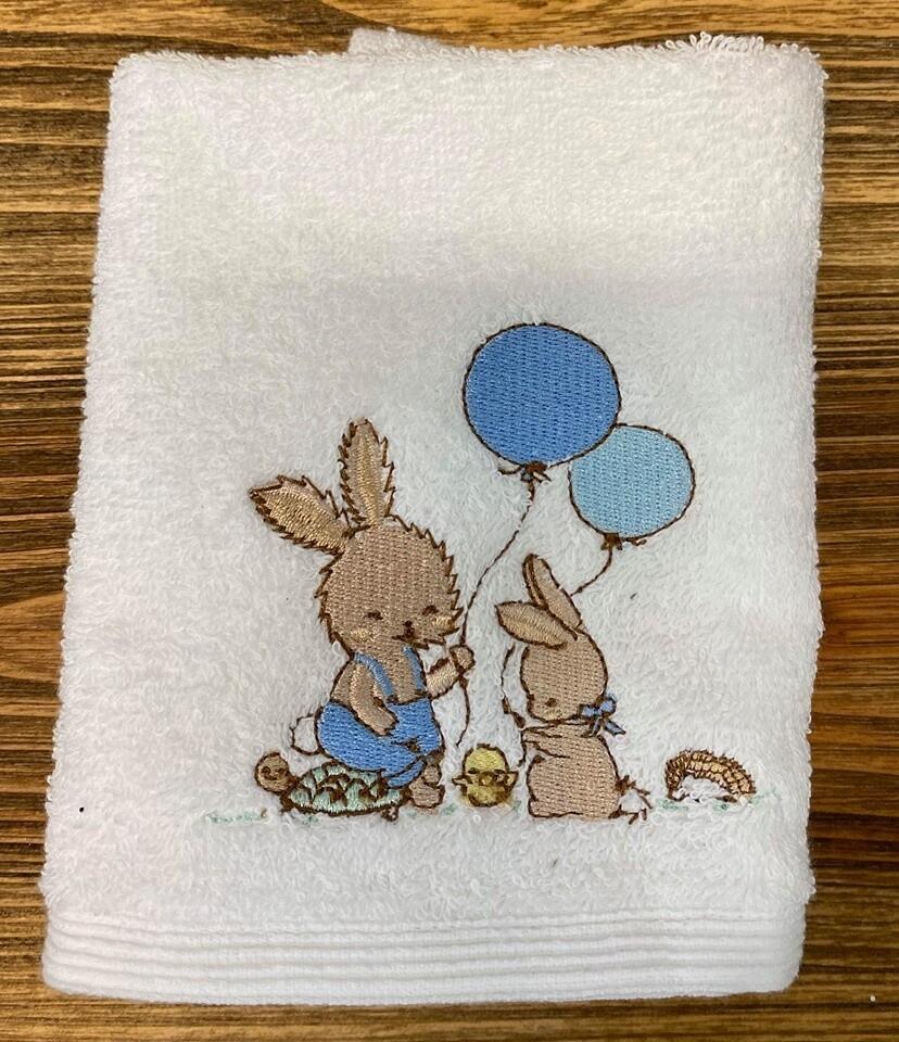 Boy Bunny Washer
