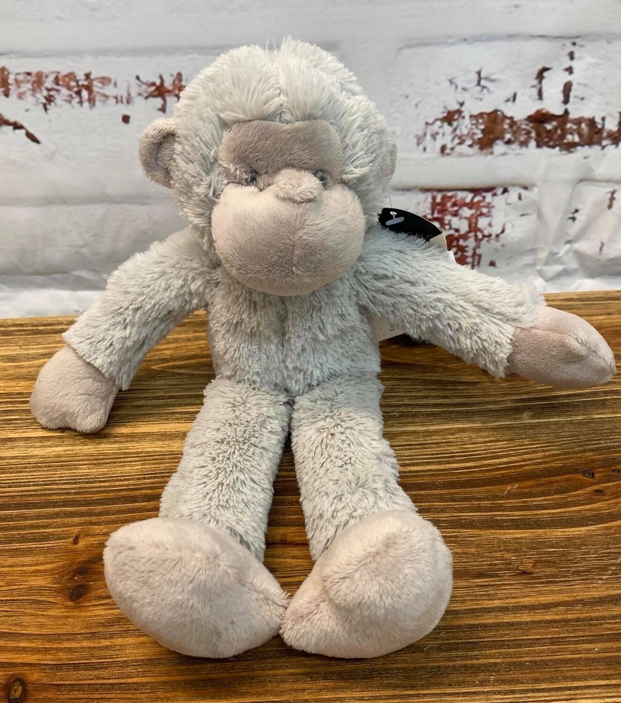 Plush Grey Monkey 30cm