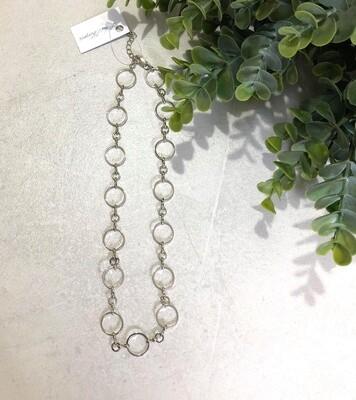 Necklace - HL02413 SIV