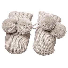 Organic Booties Marley Dove 000
