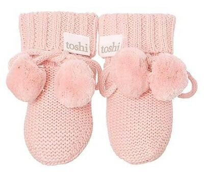 Organic Booties Marley Cashmere 000