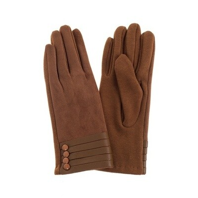 Gloves Caramel 617