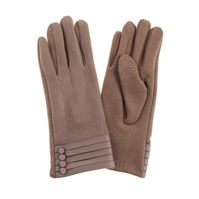 Gloves Coffee 617