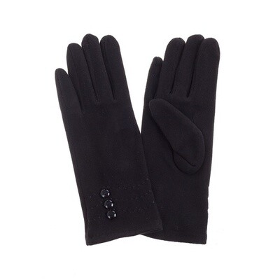 Gloves Black 579