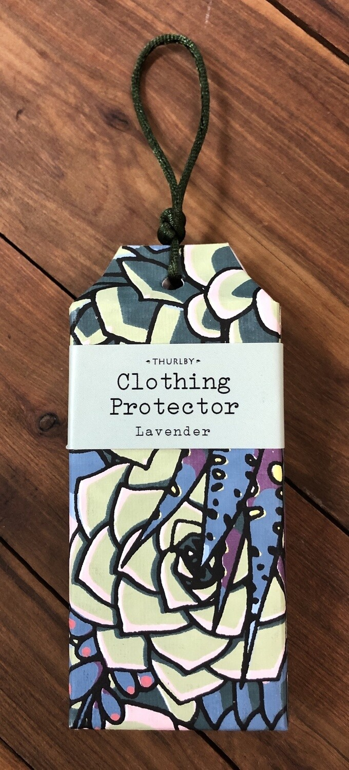 Clothing Protector - Lavender