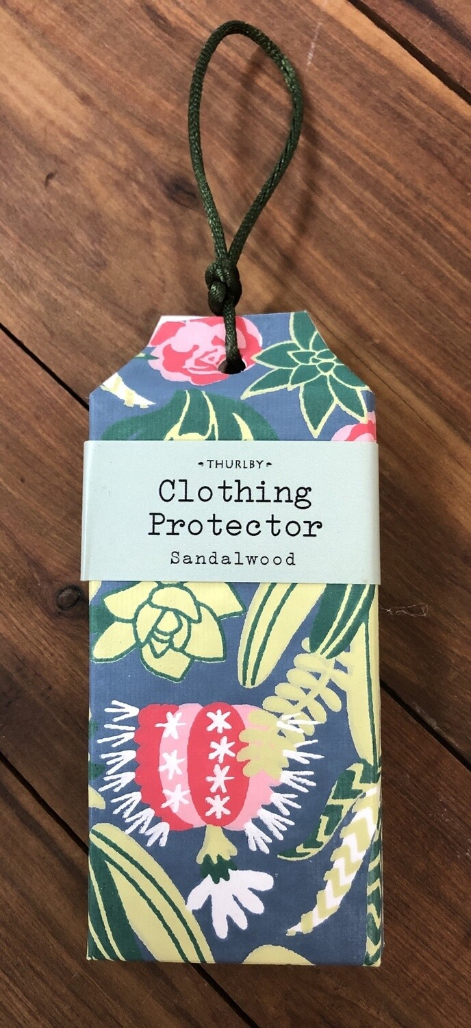 Clothing Protector - Sandalwood