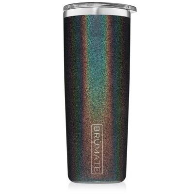 Brumate Highball Glitter Charcoal