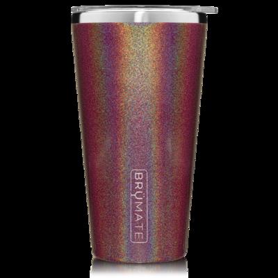 Brumate Imperial Pint Glitter Merlot